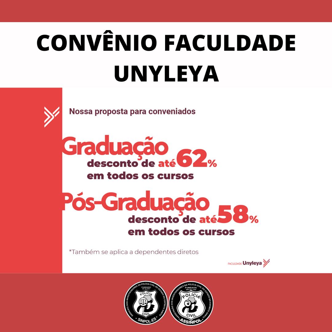 Convênio Faculdade Unyleya